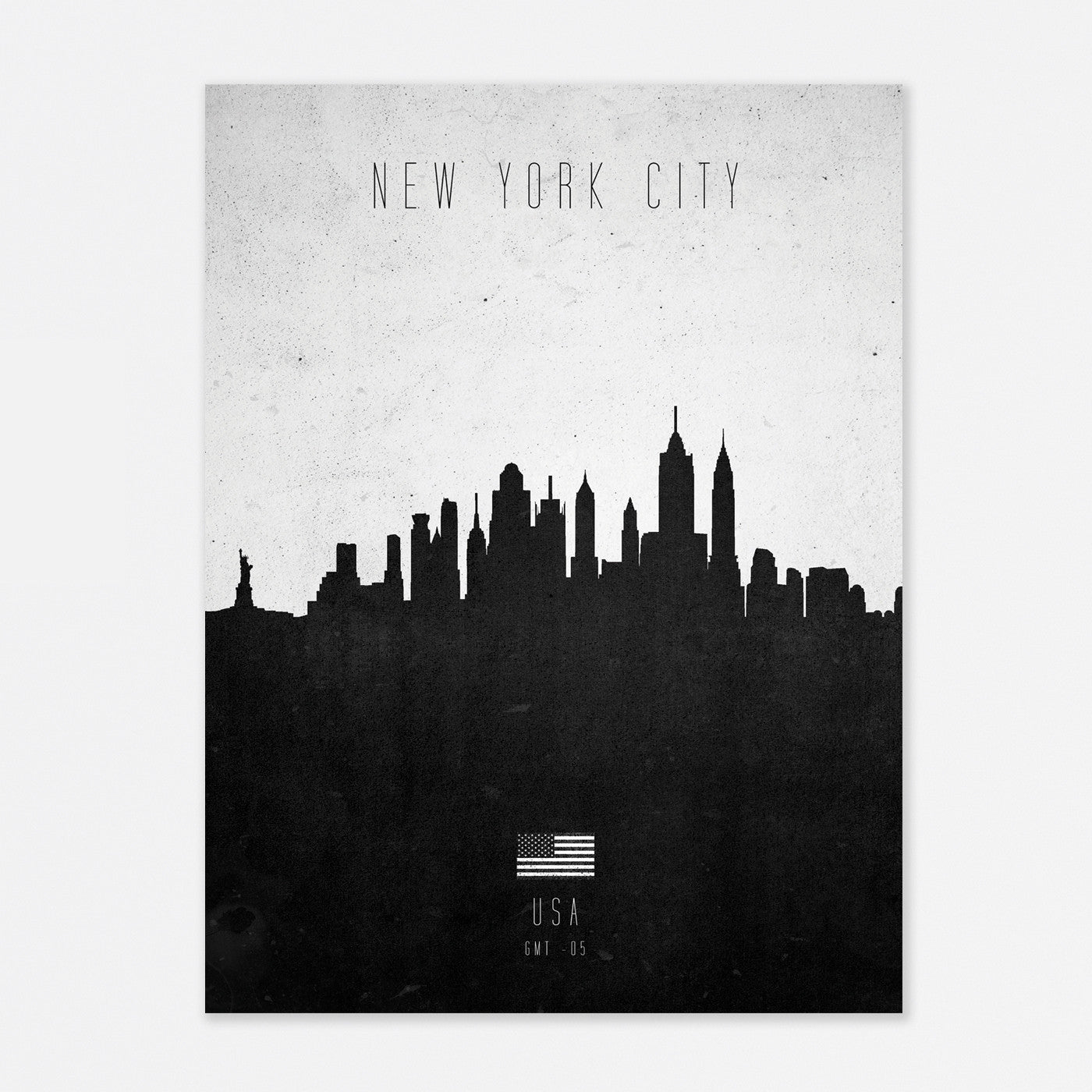 New York: GMT +05
