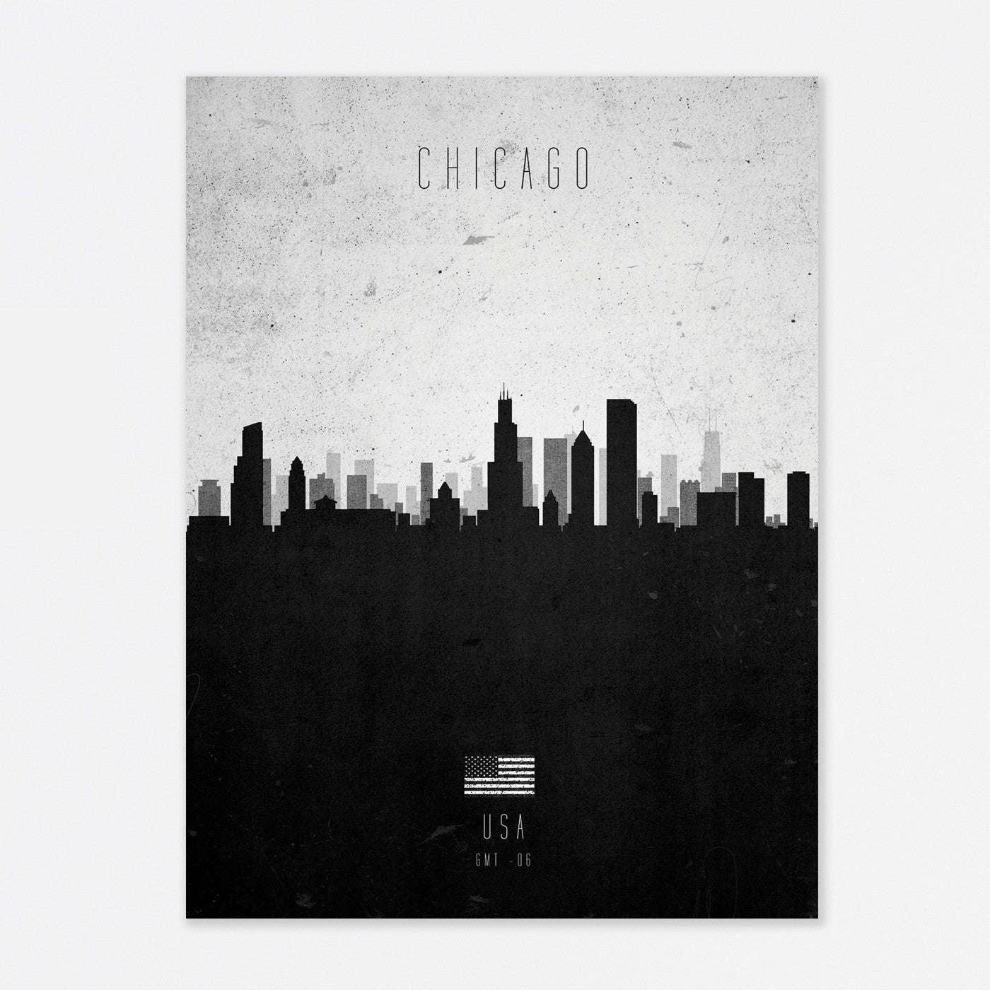 Chicago: GMT -06