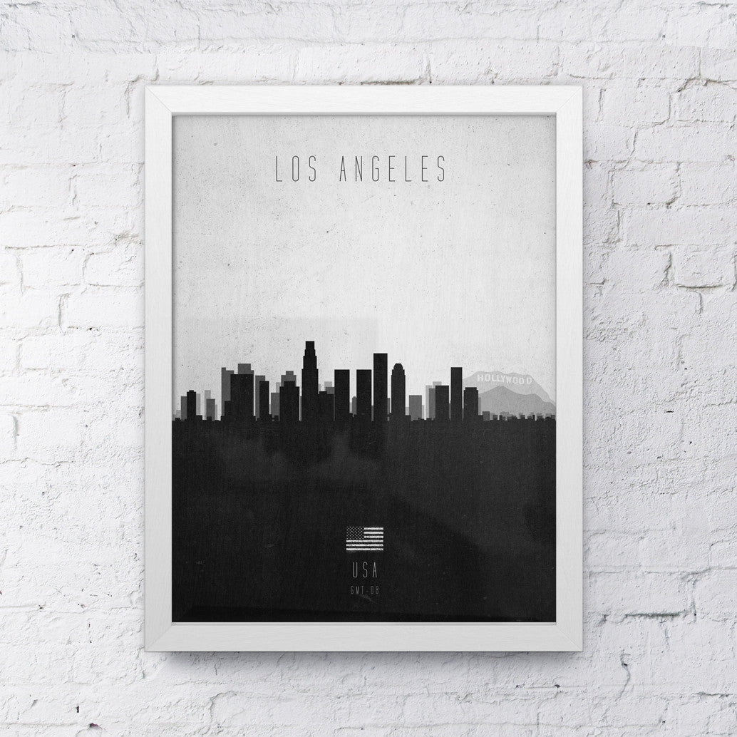 Los Angeles: GMT -08