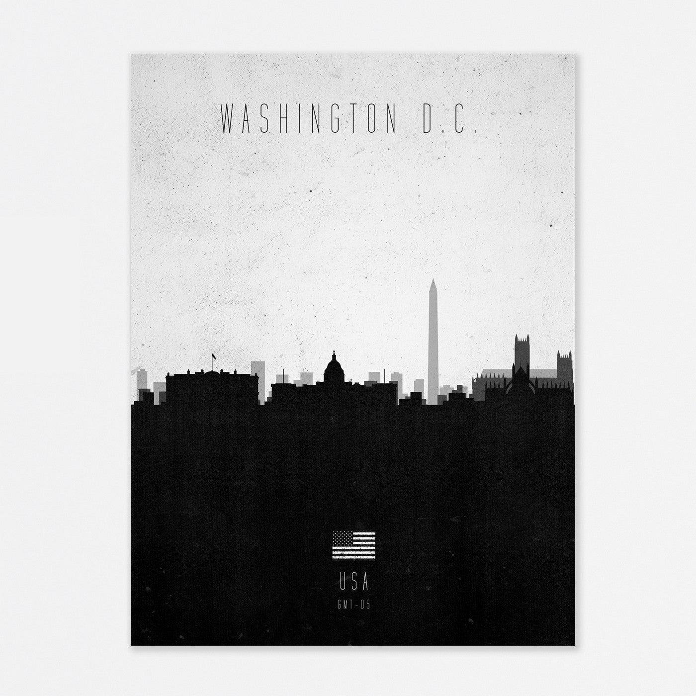 Washington DC: GMT -05