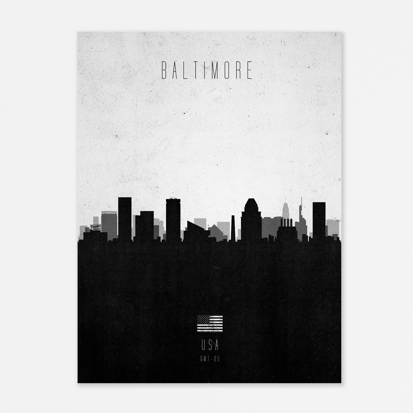 Baltimore: GMT -05