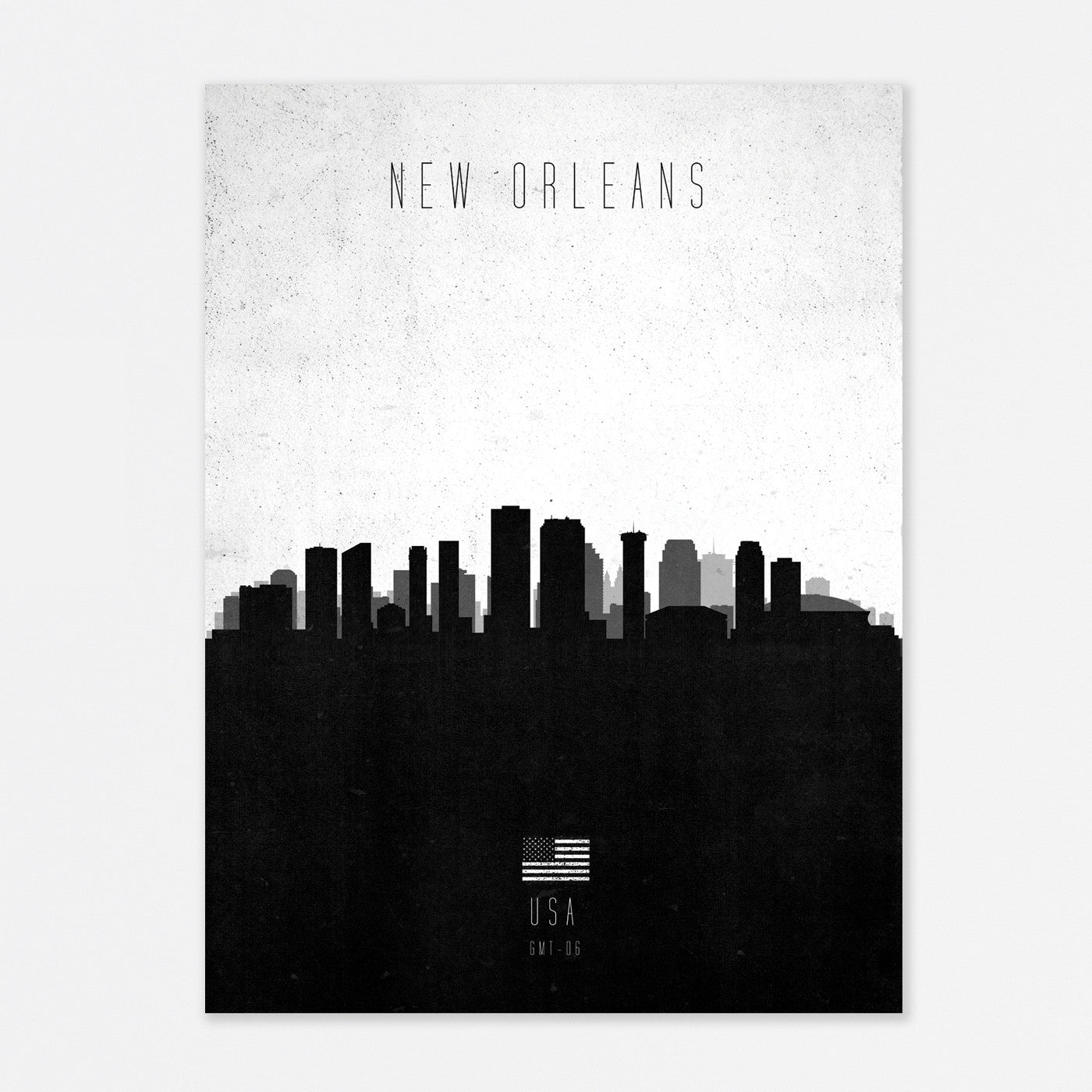 New Orleans: GMT -06
