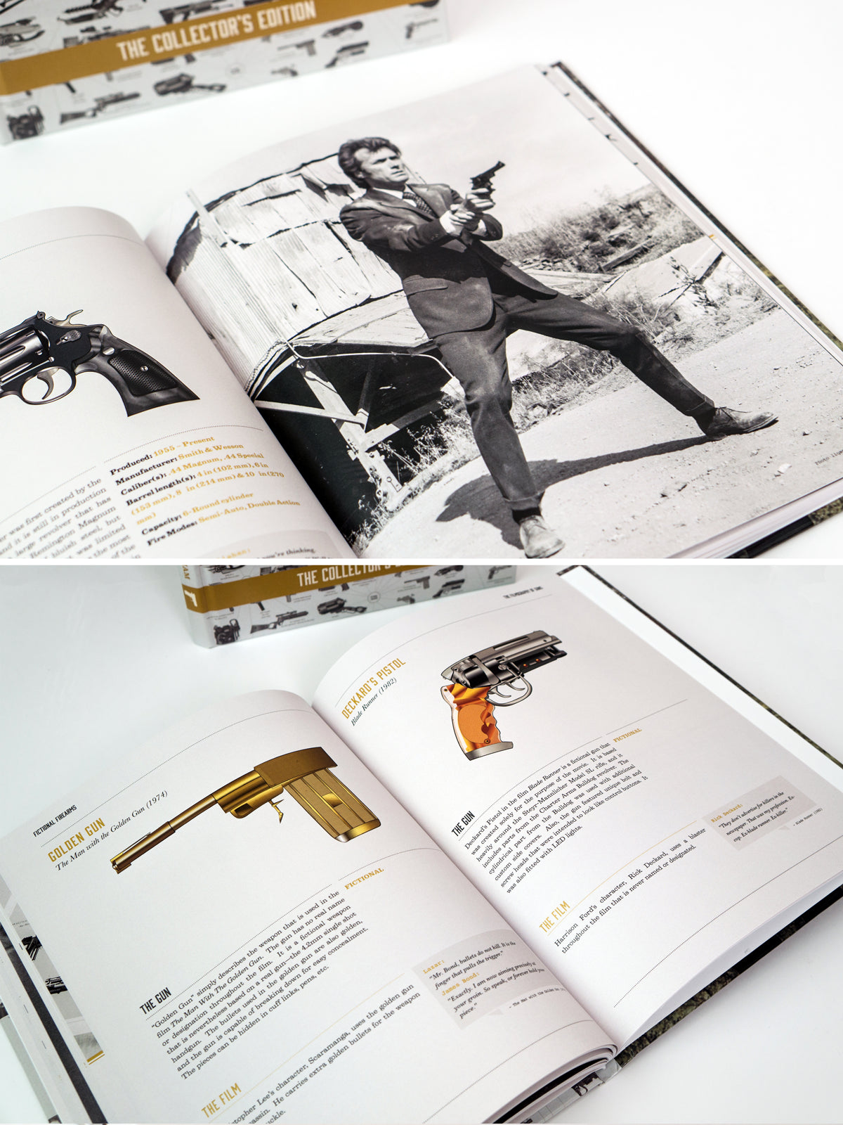 The Filmography of Guns - Collector's Book
