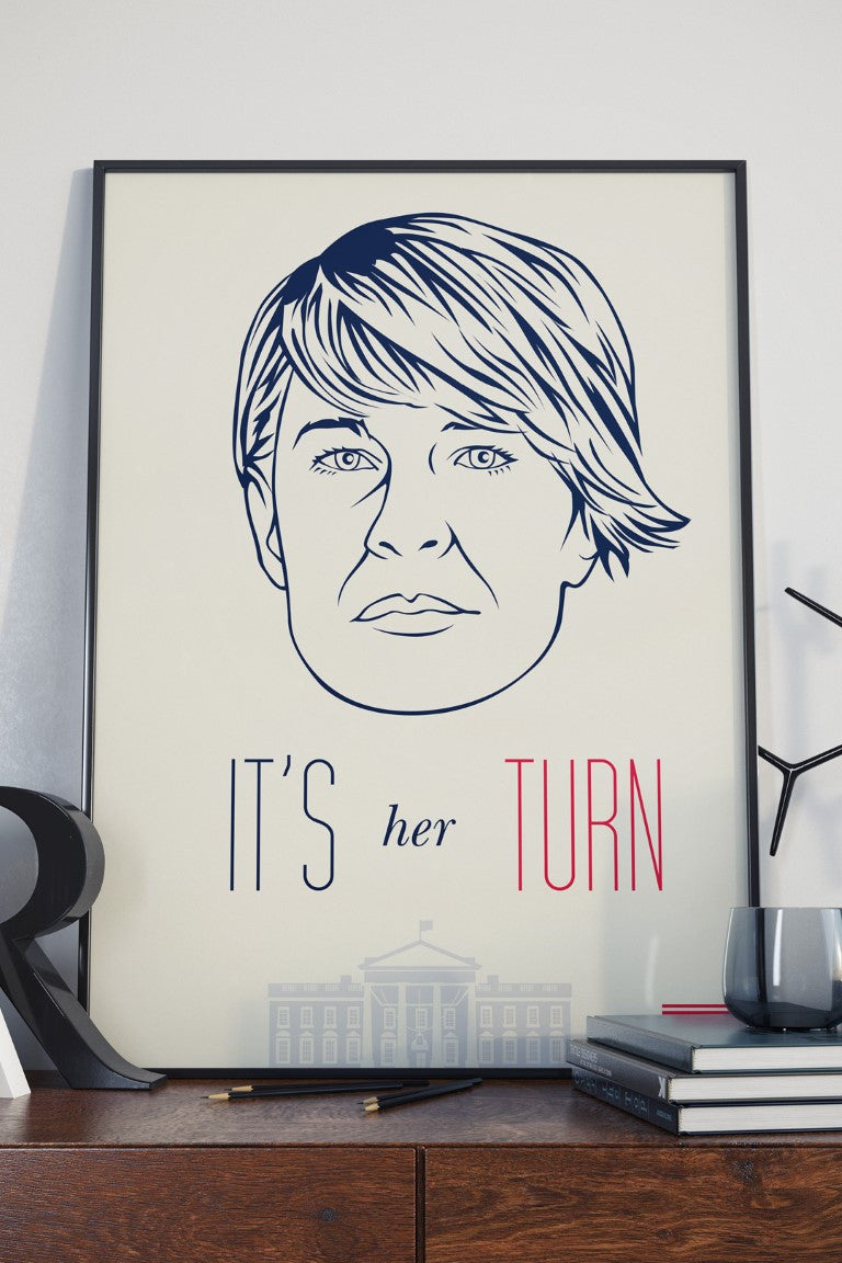 It's Her Turn - House of Cards