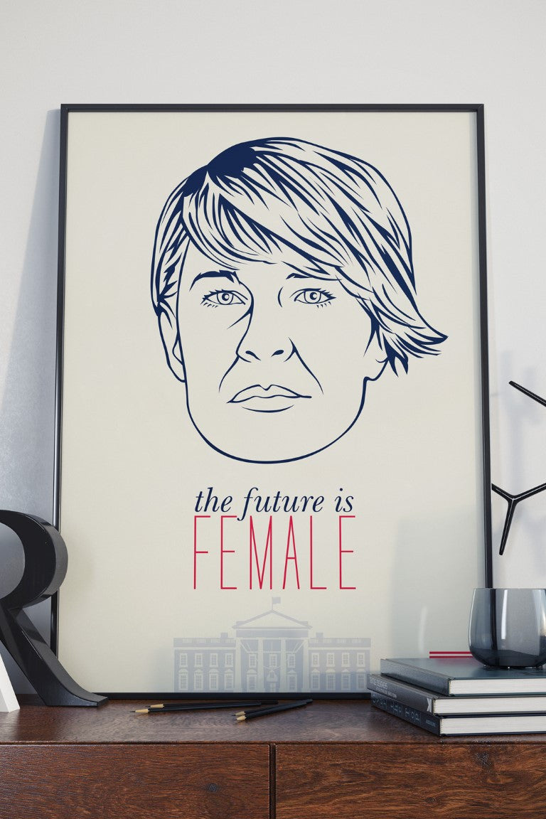 The Future is Female - House of Cards