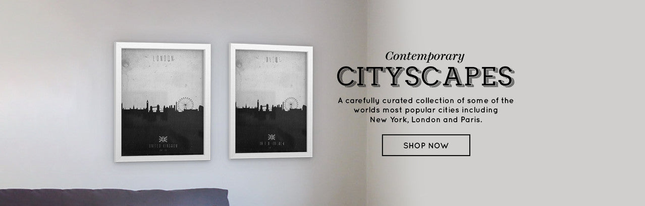 Contemporary Cityscapes