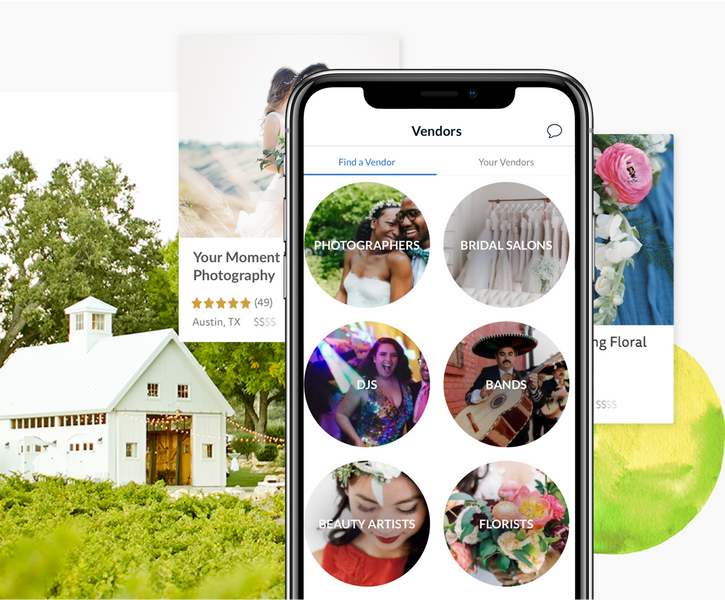 Top 10 Wedding Planning Apps
