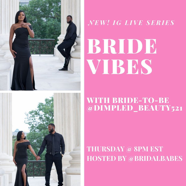 Bride Vibes: Q&A With Soon-To-Be Bride Tay
