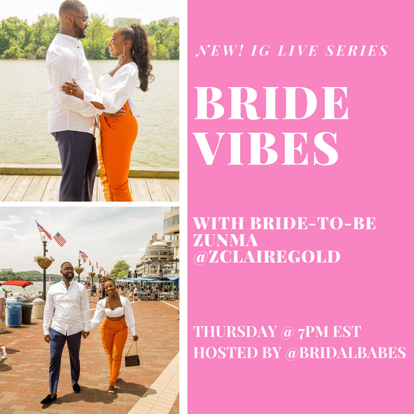 Bride Vibes: Q&A With Soon-To-Be Bride Zunma