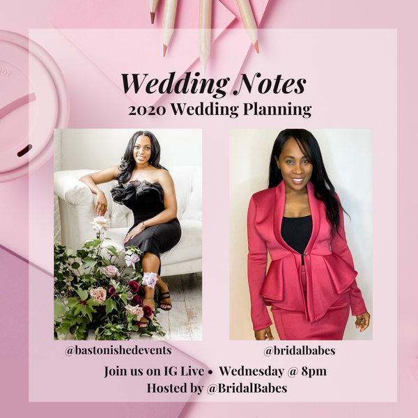 Wedding Notes: Q&A With B Astonished