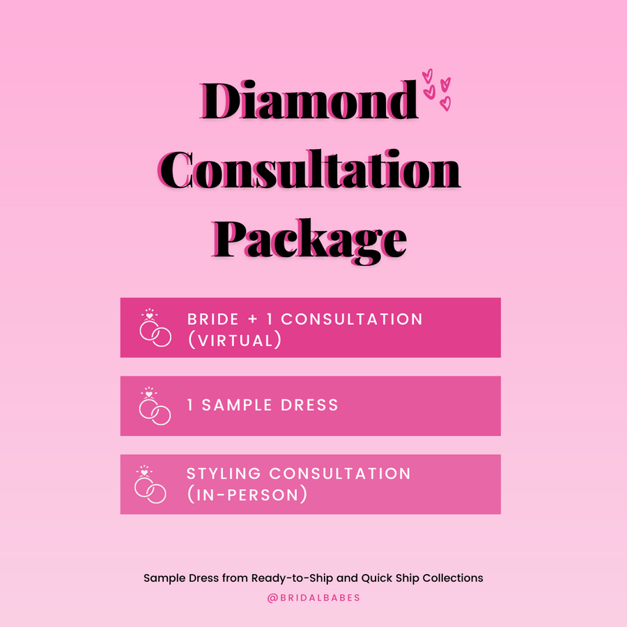 Diamond Consultation & Styling Package