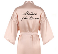 Load image into Gallery viewer, Bridal Party Robe (Custom Titles)