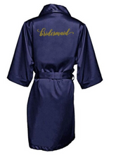 Load image into Gallery viewer, Bridesmaid Robe