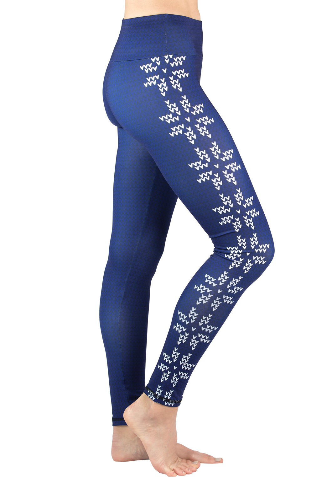BASELAYER LEGGING - KNIT SNOWFLAKE