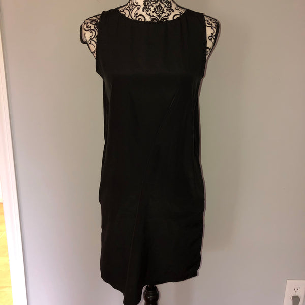 Halogen XS Black Shift Dress