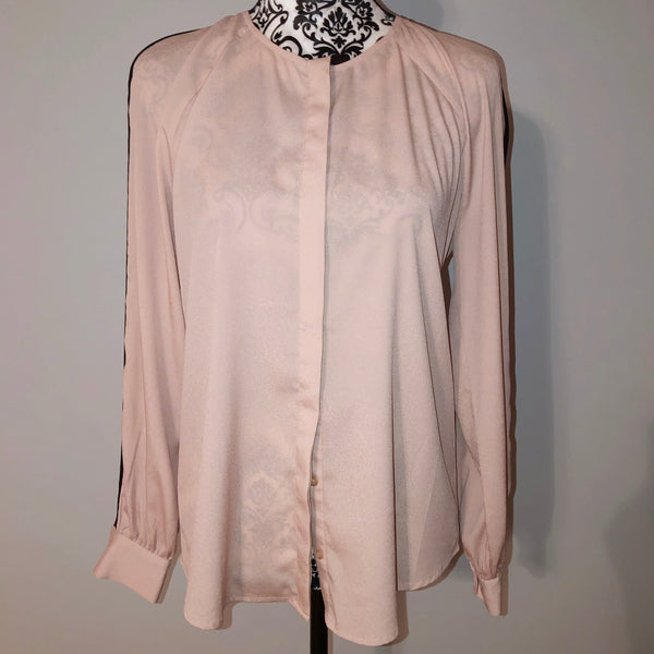 Calvin Klein Small Pale Pink Blouse
