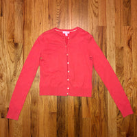 Lilly Pulitzer XS Pink Cardigan Sweater