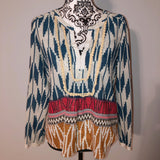 Maeve Size 4 Colorful Tunic