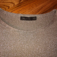 XS The limited Sparkly sweater top blouse