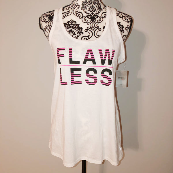 NWT DanSkin Now Medium 8 Flawless Tank Top