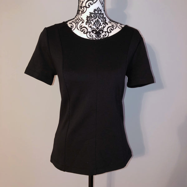 Ann Taylor Small Black Top