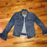 All Saints Denim Jacket Jean 0