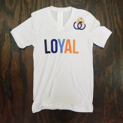 LOYAL Tee (Orange)