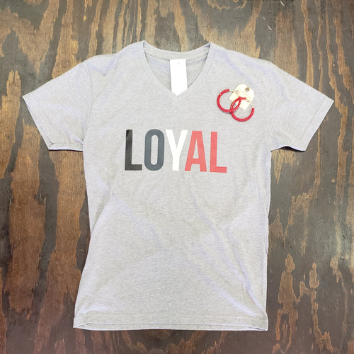 LOYAL Tee (Red)
