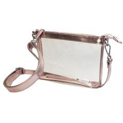 Small Clear Cross-body Bag