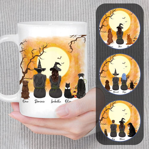 Personalized Halloween Coffee Mug Mug Gooten