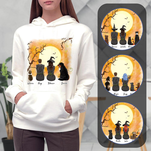 Personalized Halloween Hoodies Gooten