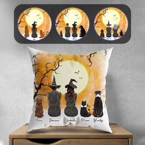 Personalized Halloween Pillow Gooten