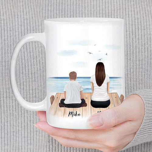 The Dock Personalized Family Coffee Mug Mug Gooten