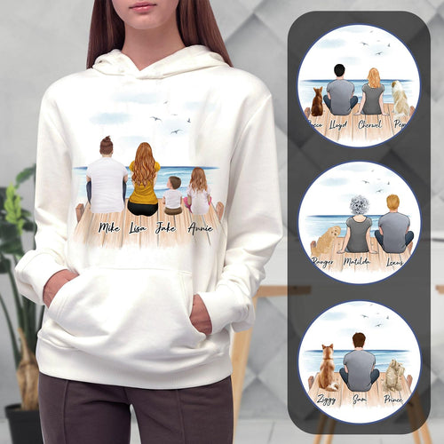The Dock Personalized Pet & Owner Hoodies Gooten