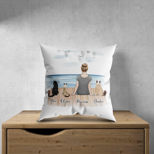 The Dock Personalized Pet & Owner Pillow Gooten