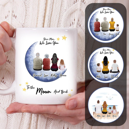 The Moon & Back Pet & Owner Coffee Mug Mug Gooten