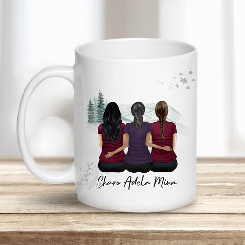 White Mountains Personalized Best Friend Coffee Sister Mugs Mug Gooten