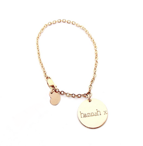 The Hannah - Children's Bracelet >>