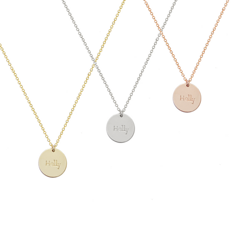 The Isabelle - Children's Necklace >>