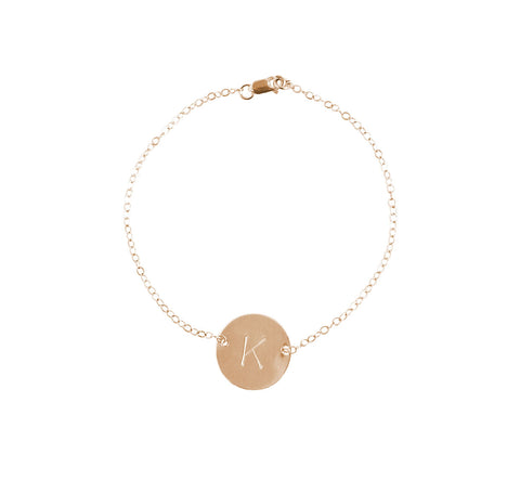 Chloe Bracelet in Rose Gold