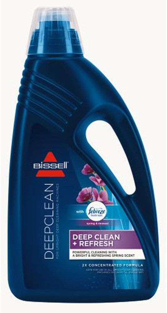 Bissell Deep Clean & Refresh Concentrated Carpet Cleaner with Febreze, 80 oz