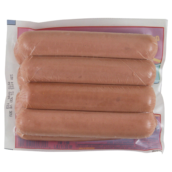 "Bar S Jumbo Turkey Franks ""Hot Dogs"", Lower Fat, 16 oz"