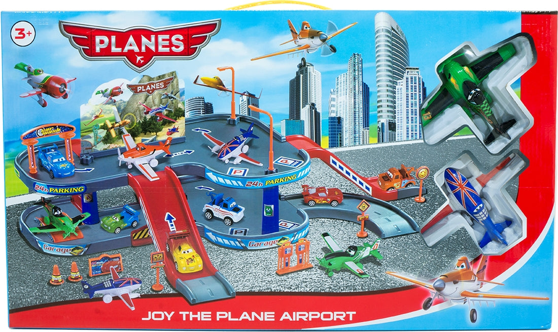 Planes Joy the Plane Airport,