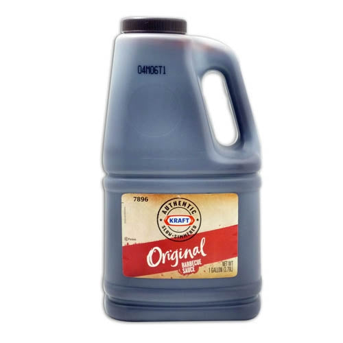 Kraft Authentic Barbecue Sauce, 1 gal