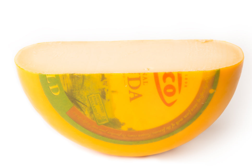 Gouda Jong Belegen Kaas, Cheese Slices, ca. 200 gr