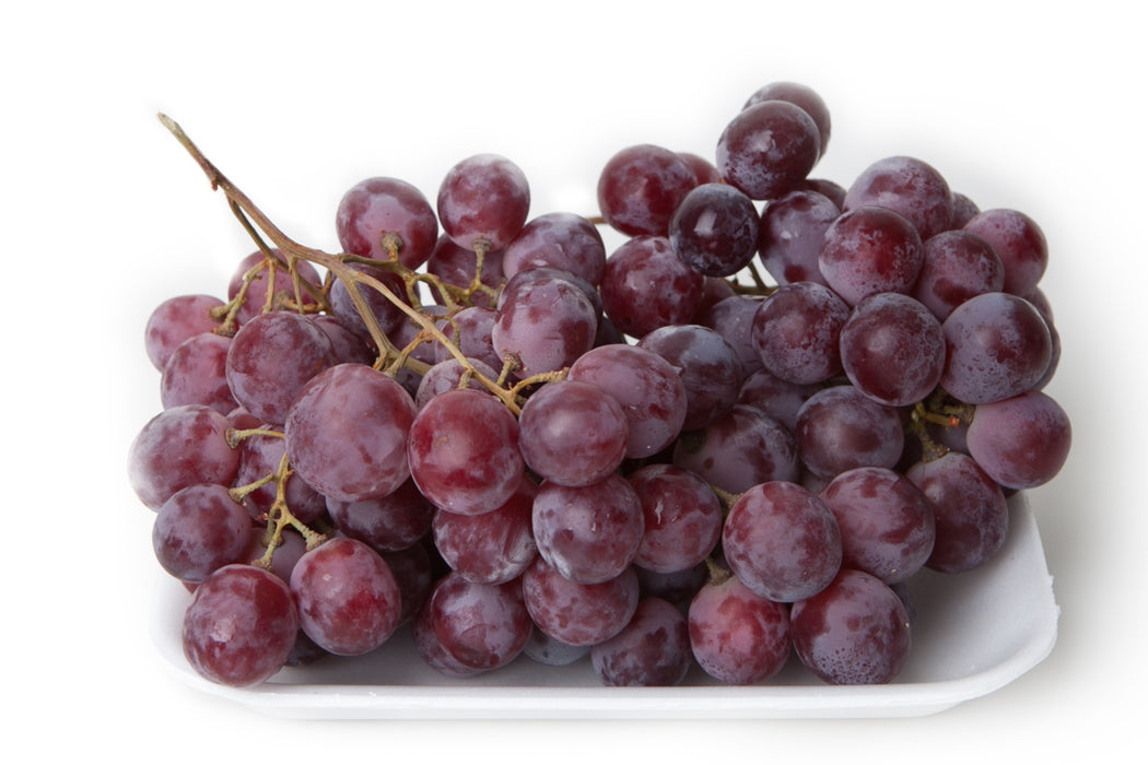 Red Grapes, Seedless, ca. 1 kg