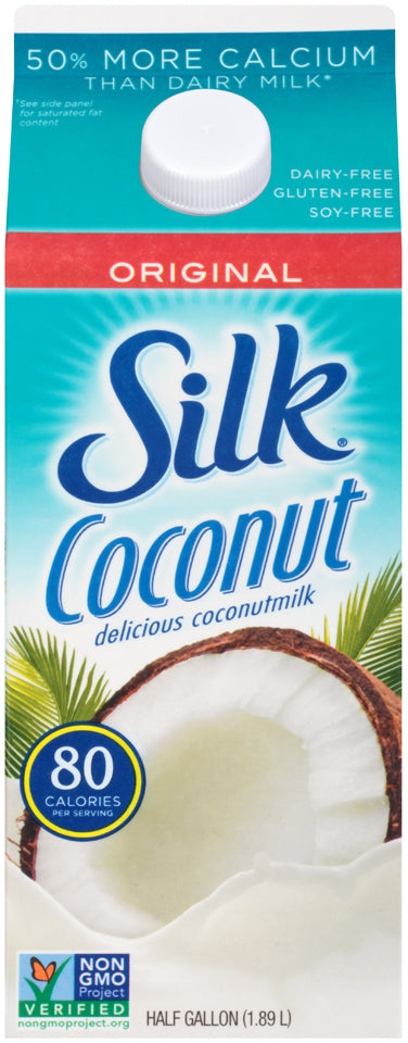 Silk Coconut Milk, Original, 1.89 L