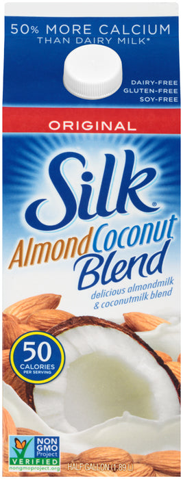 Silk Almond Coconut Milk Blend, Original, 1.89 L