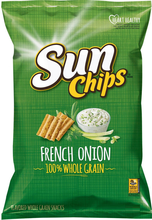 SunChips  French Onion  Flavored Whole Grain Snacks, 6.5 oz