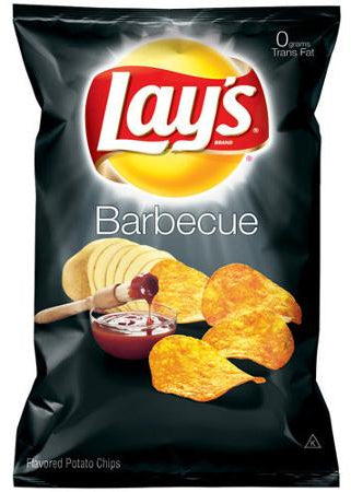 Lay's Barbecue Flavored Potato Chips, 6.5 oz